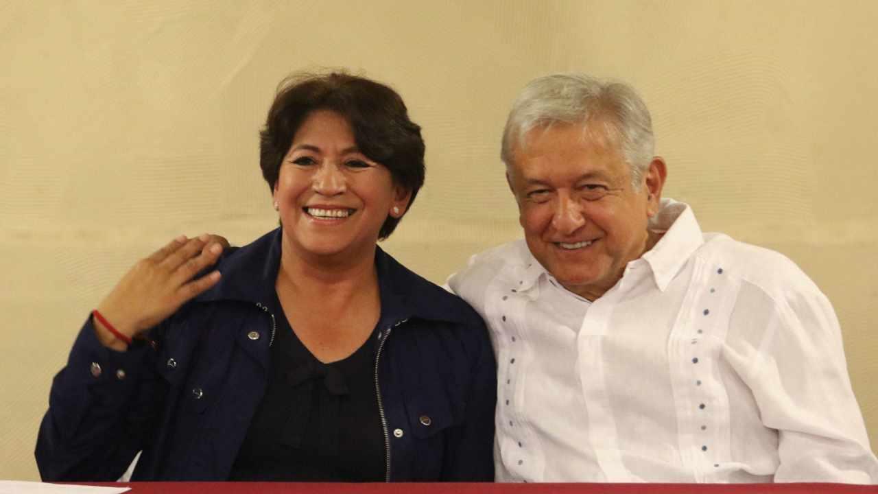 Delfina Gómez secretaria de educación