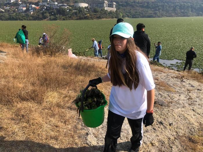 Ivanna Ortega Greta Thunberg mexicana Presa Madín