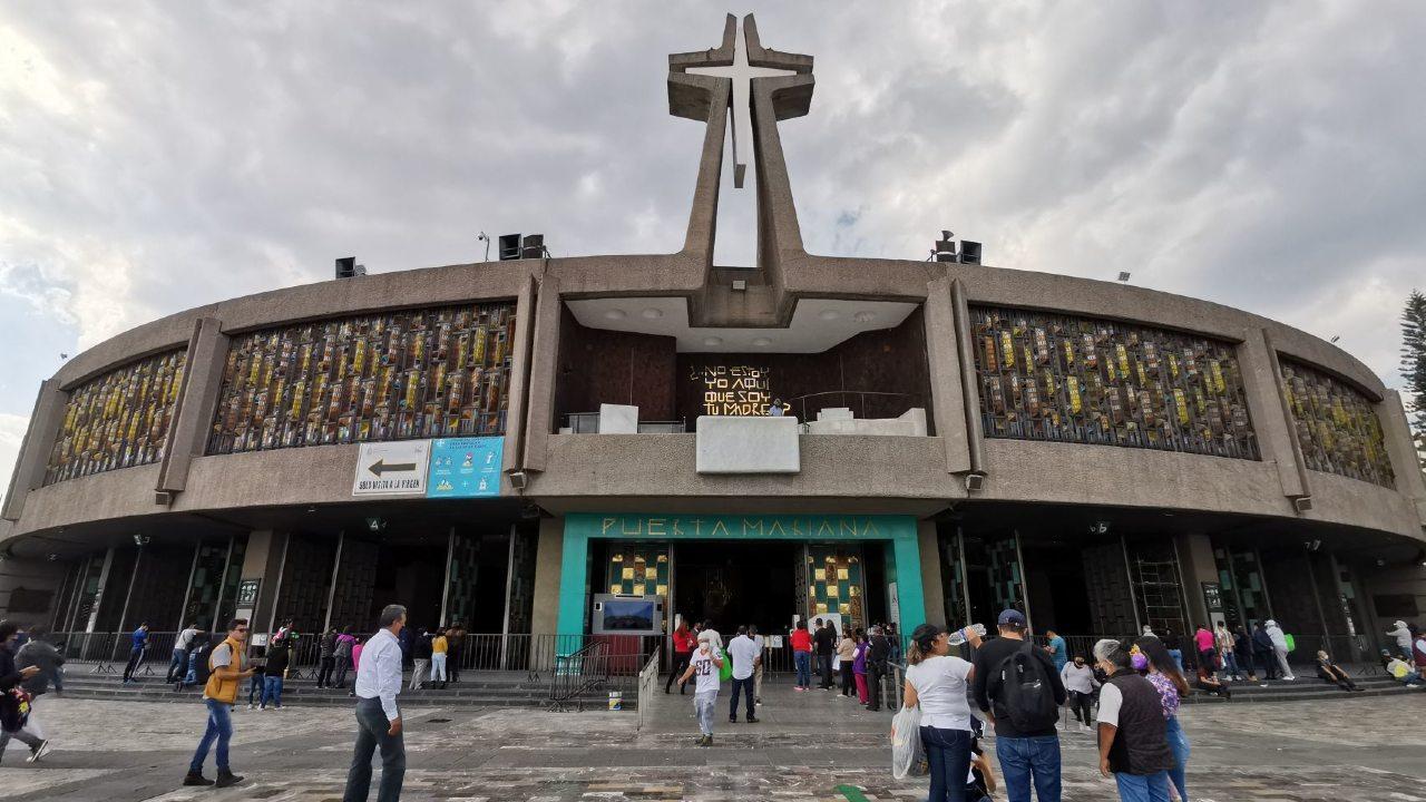 calles estaciones cerradas festejos virgen de guadalupe