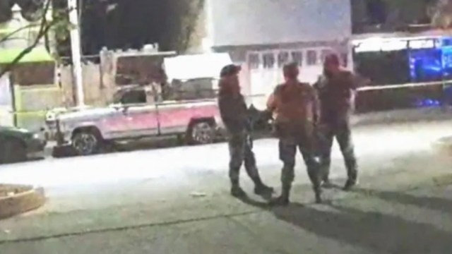 Autoridades de Celaya confirmaron el asesinato de cinco hombres, esto después de que un grupo armado irrumpiera en una casa