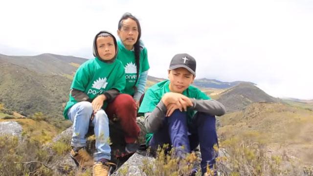 Un familia campesina de youtubers de Colombia fue reconocida por YouTube por su canal y contenido como uno de los destacados de 2020