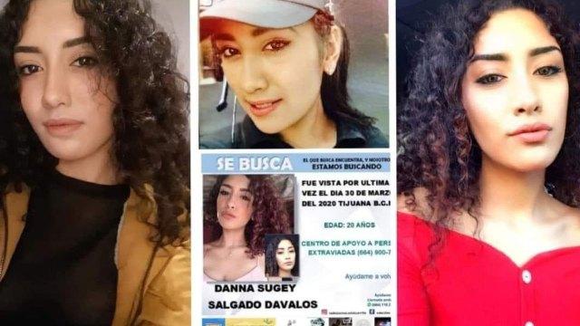 Una llamada anónima a la madre de Danna Sugey, desaparecida en Baja California, permitió localizar el lugar donde estaba el cuerpo de su hija