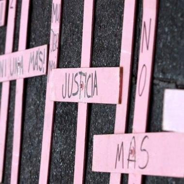 En Ixtapaluca, convocaron a una marcha para exigir justicia para Renata, presuntamente asesinada y violada por el novio de su mamá