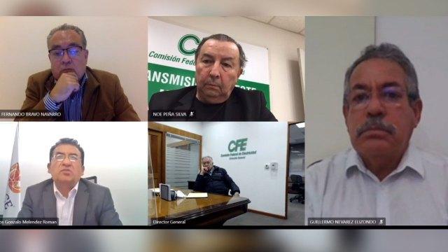 Manuel Bartlett, director de la CFE, informó que hasta mañana se sabrá con certeza las razones de la falla que causó el apagón en México
