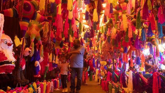 Origen y significado piñata