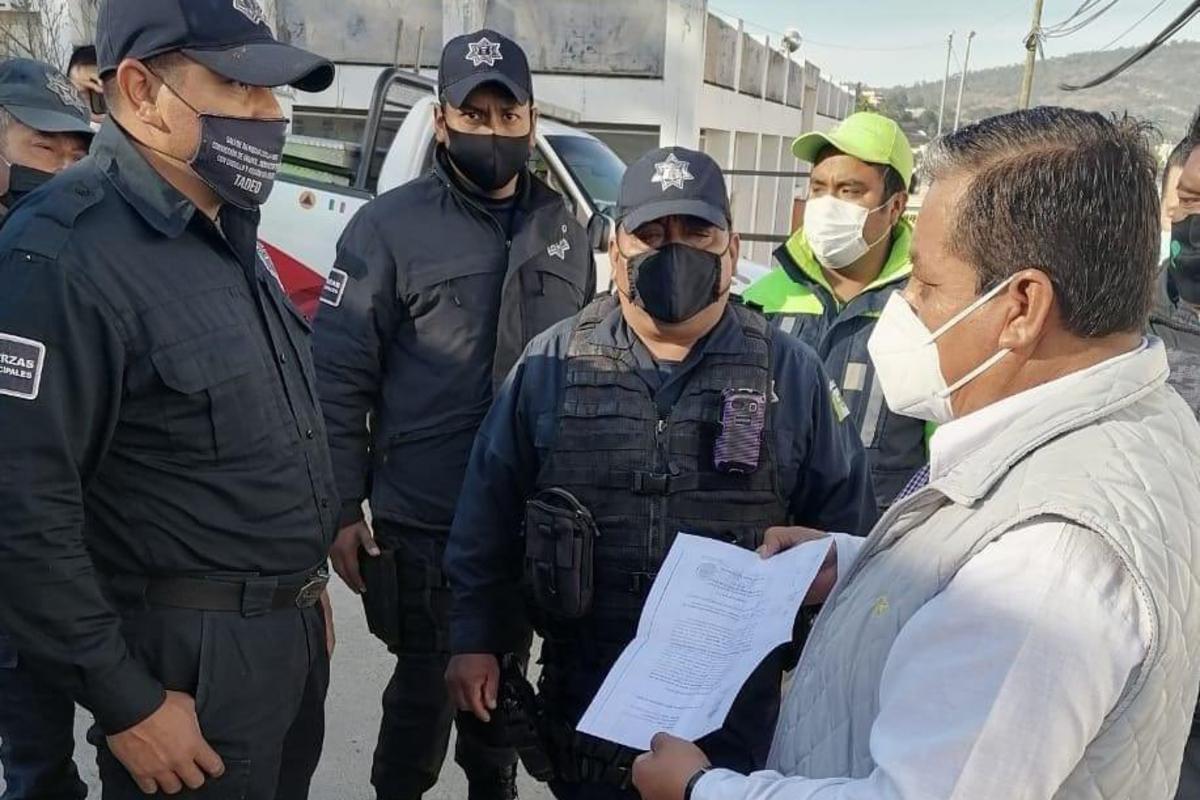 Oaxaca: Arrestan a presidente municipal por no pagar a ex regidores