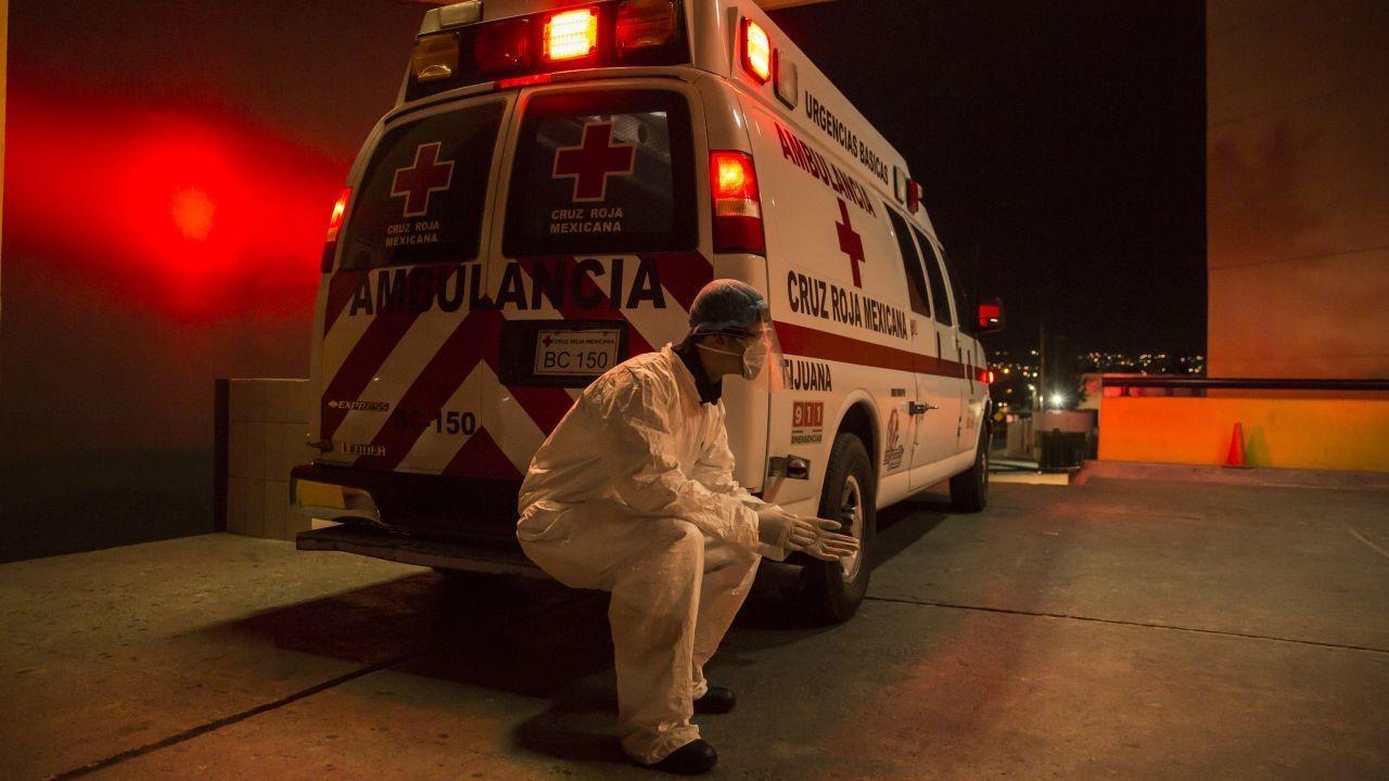 Cruz Roja suspende servicios todo personal dio positivo COVID-19
