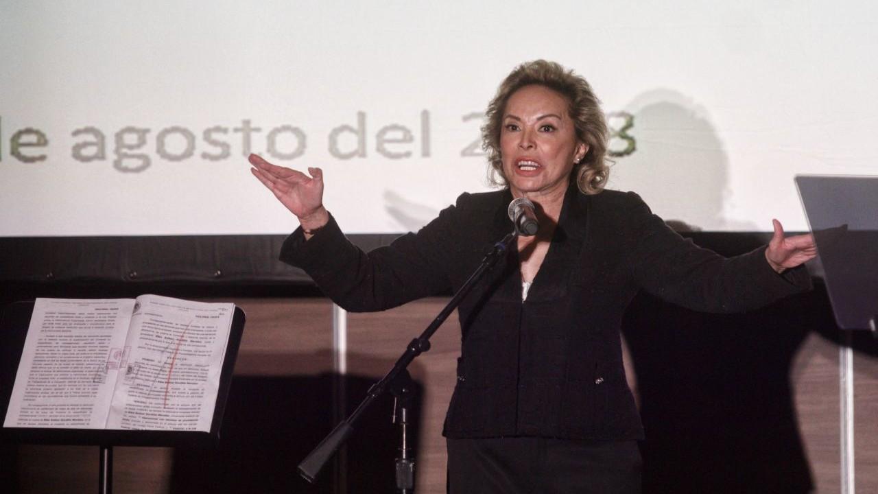 Elba Esther Gordillo gana juicio SAT evita pago 9 millones de pesos impuestos