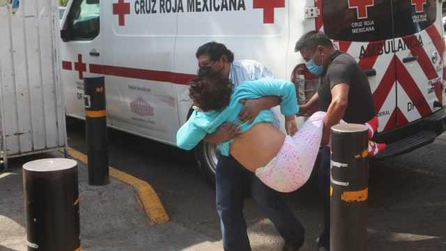 Enero letal COVID-19 México