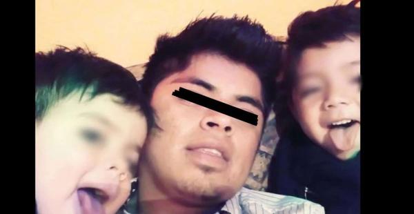 Hidalgo padre asesinó a sus tres hijos