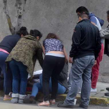 Matan a balazos a niño de 13 años en Iztapalapa