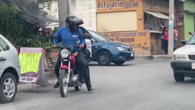 Persiguen motoladrones Morelos