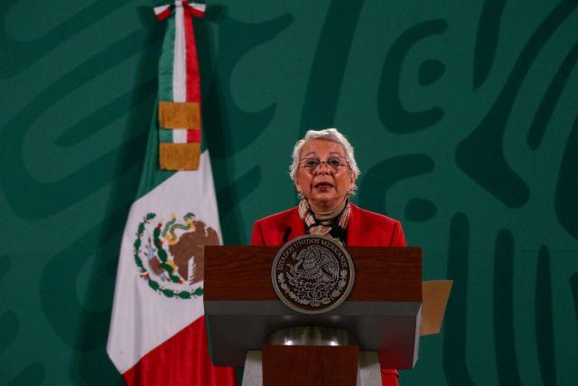 Olga Sánchez Cordero llama a legalizar la amapola