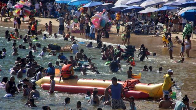 Tras aglomeraciones fiestas fin de año Guerrero regresa semáforo naranja