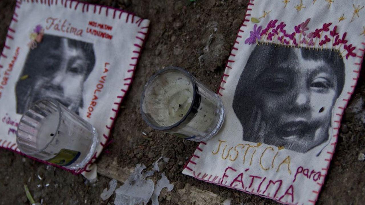 Acusan de abuso sexual en perjuicio de un menor la padre de Fátima, la niña de 7 años, cuyo caso despertó la indignación de todo México