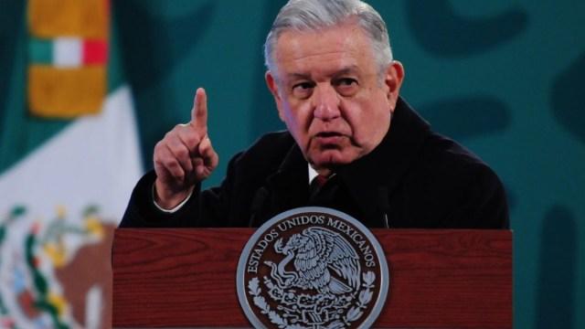 AMLO: no vamos a intervenir tras hechos de violencia en el Capitolio