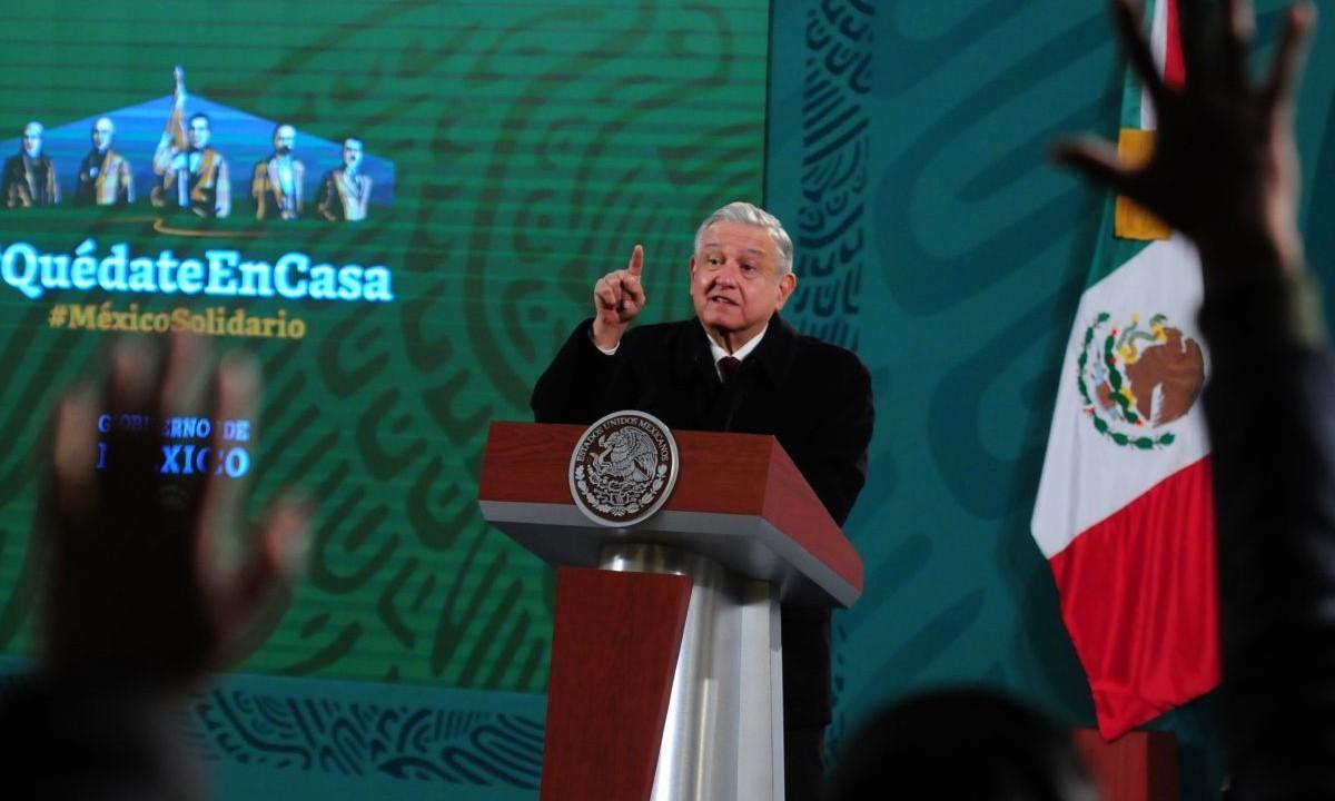 AMLO presentará reforma para que dependencias federales absorban organismos autónomos