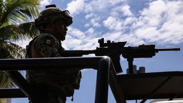 Investigan más de 23 mil delitos de Fuerzas Armadas de México en 4 años