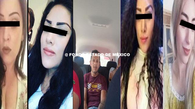 Christian Omar Jacinto Casio grababa videos de feminicidios en su celular; ha sido condeando a 55 años de prisión en el Estado de México