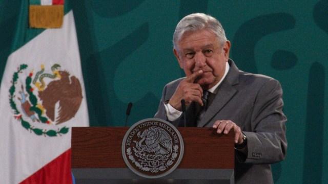 El Presidente de México cree que Joe Biden puede entrometerse en México.