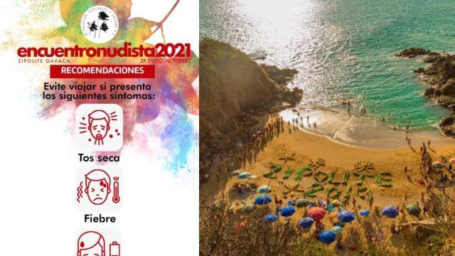 Festival Nudista de Zipolite 2021