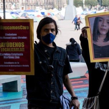 El cuerpo de la estudiante de la ENAH, Carolina Estefanía Martínez fue encontrado en su domicilio; murió de asfixia por ahorcamiento