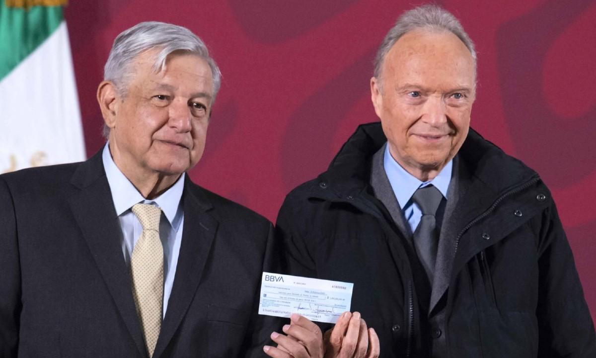 Colectivos exigen que Gertz Manero no siga en la FGR