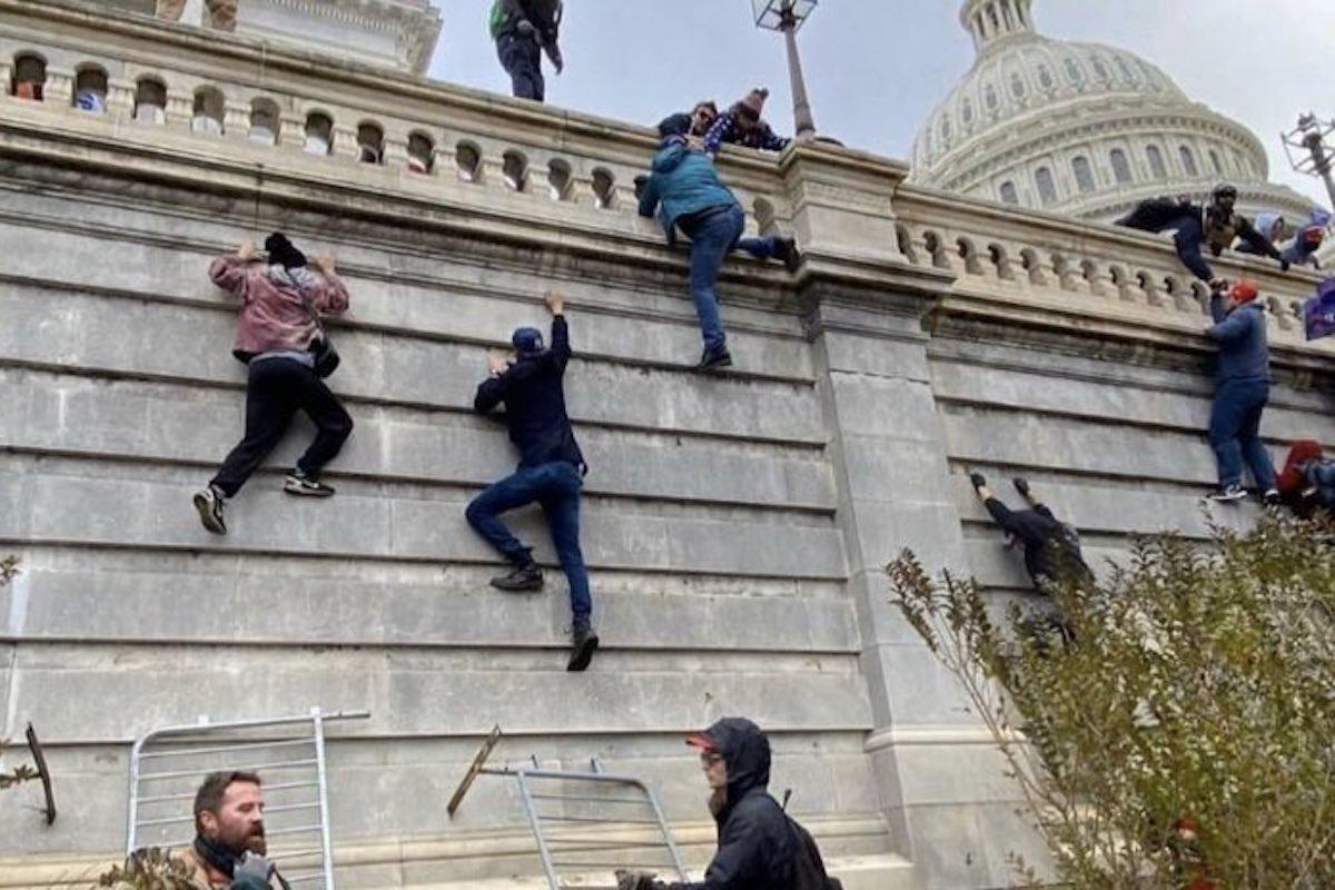 ¿Las protestas en el Capitolio de Estados Unidos son un golpe de Estado?
