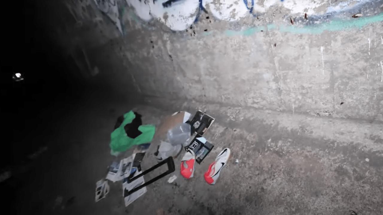 Documentan la vida debajo de las alcantarillas en la CDMX
