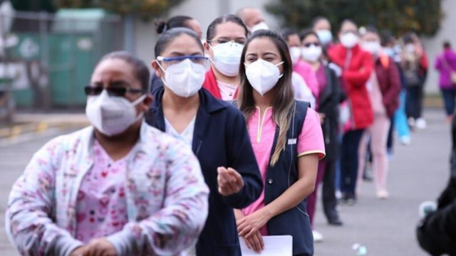 Reportan 65 hospitales saturados en el Área Metropolitana por Covid