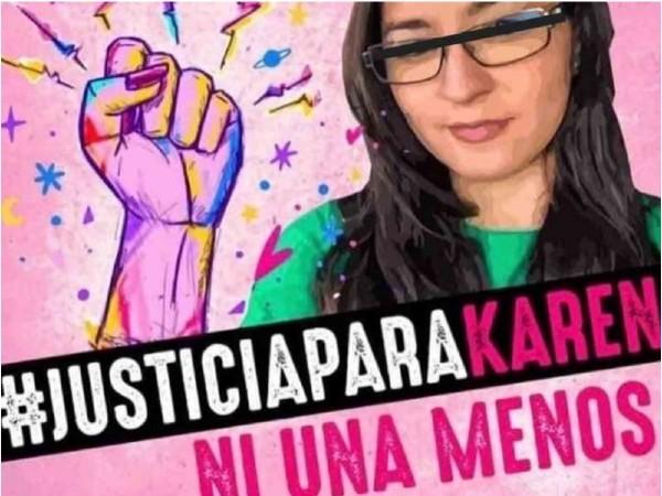 Justicia feminicidio Karen