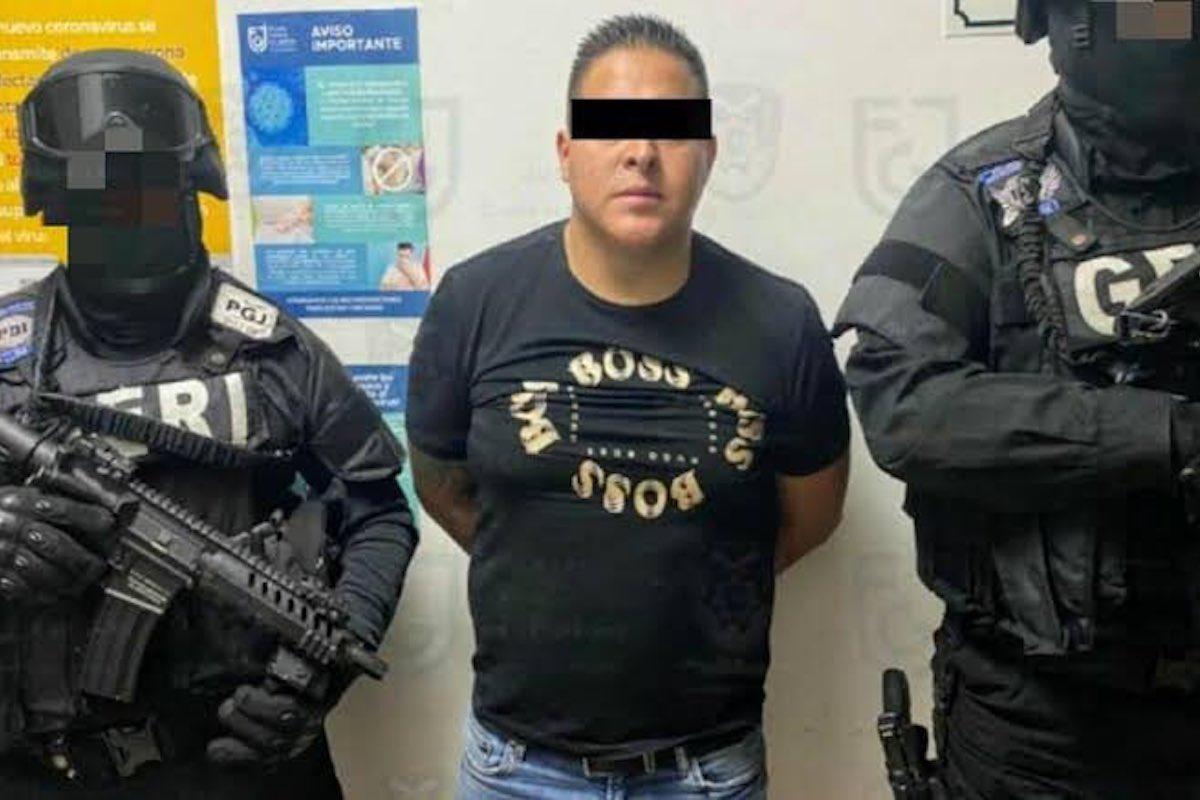Jefe de sicarios de Los Rodolfos pagó 5 mil pesos para salir de prisión