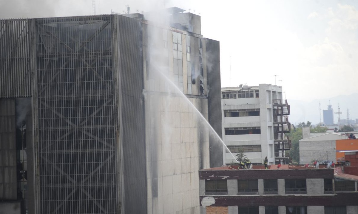 Metro: incendio dañó equipo de radiocomunicación de 40 millones de euros