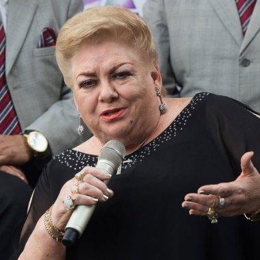 Paquita la del Barrio, la popular cantante, buscará ser diputada local de un municipio en Veracruz, por parte de Movimiento Ciudadano