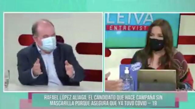 El candidato a la presidencia de Perú propuso alojar en un hotel a niñas violadas para que no aborten