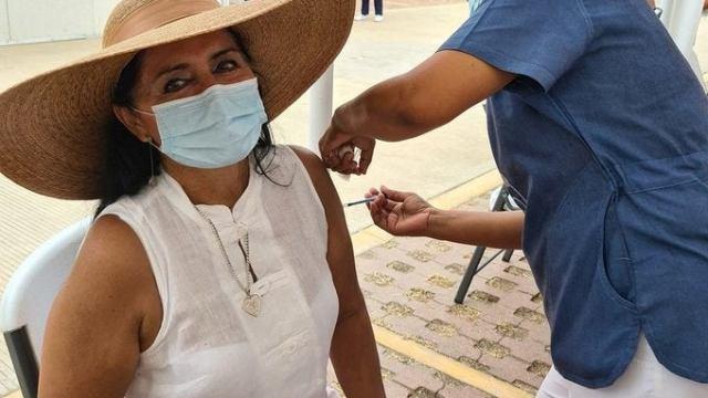 regidora MORENA vacuna COVID-19