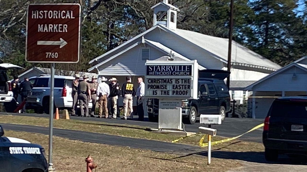 Tiroteo iglesia Texas un muerto varios heridos