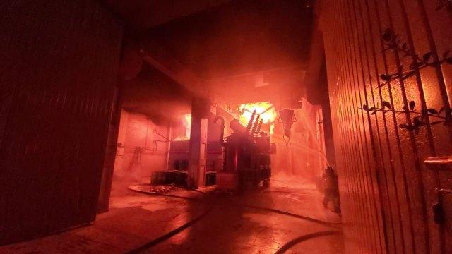 El incendio de las oficinas del Metro CDMX tuvo origen en la subestación ubicada en la calle Delicias, en el Centro Histórico