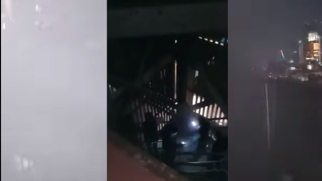 Un video muestra los angustiosos momentos que vivieron los trabajadores del metro de la CDMX durante el incendio en la subestación