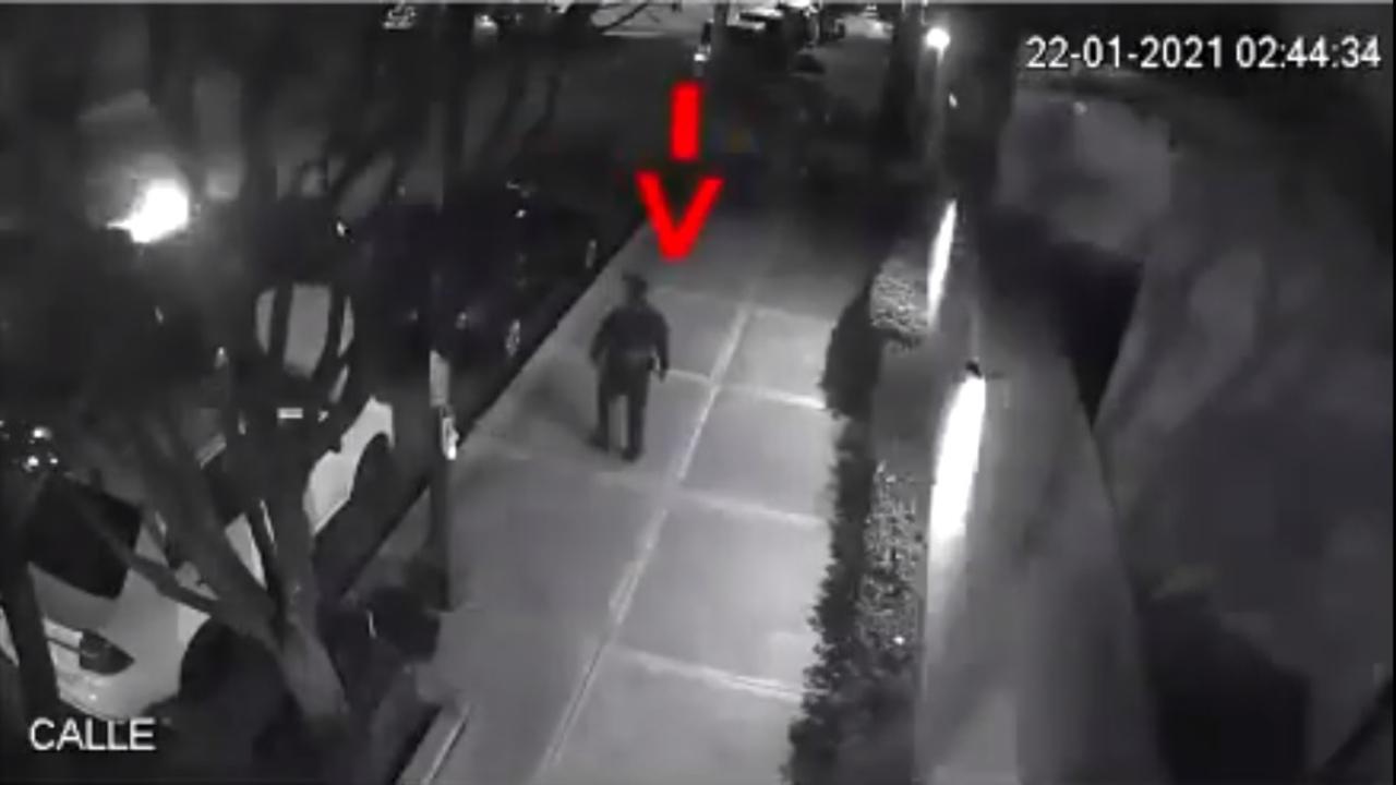 video policías CDMX roban computador motor auto