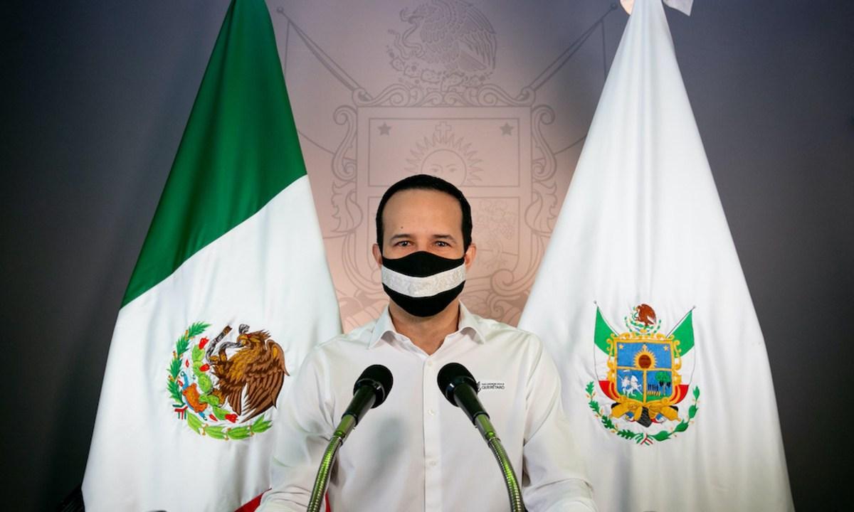 Si quieren contagiarse con COVID-19 y arriesgarse a morir, son libres: Gobierno de Querétaro