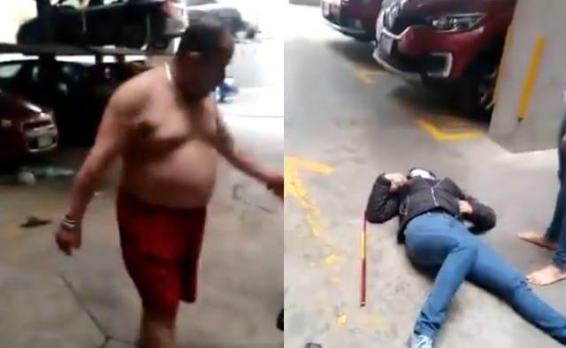 Detrás video viral sujeto agrede mujer Iztapalapa