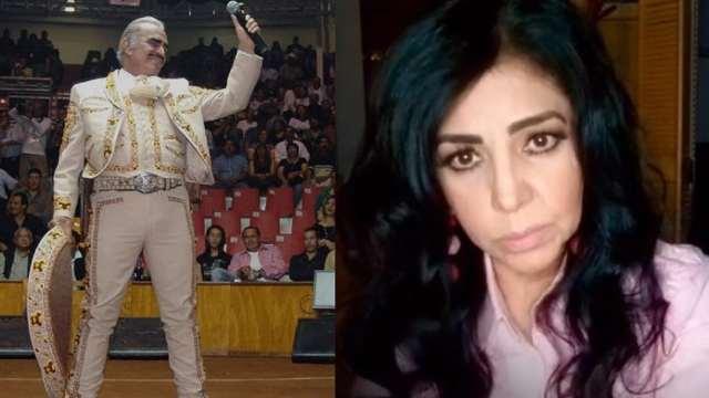 Lupita Castro abuso sexual Vicente Fernández