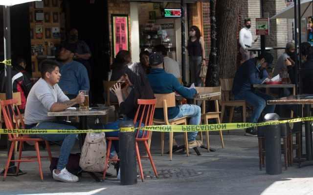 Restaurantes y hoteles, de los más afectados por el COVID-19