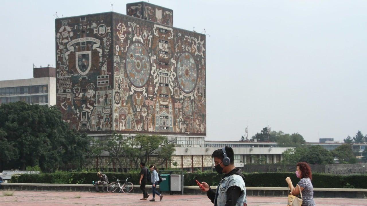 Profesores Ciencias UNAM denuncian pagos incompletos