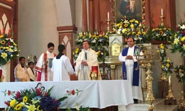 El obispo de Ciudad Victoria, Tamaulipas, Antonio González Sánchez
