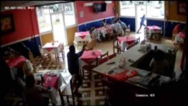 escolta repele ataque fiscal diputada Veracruz
