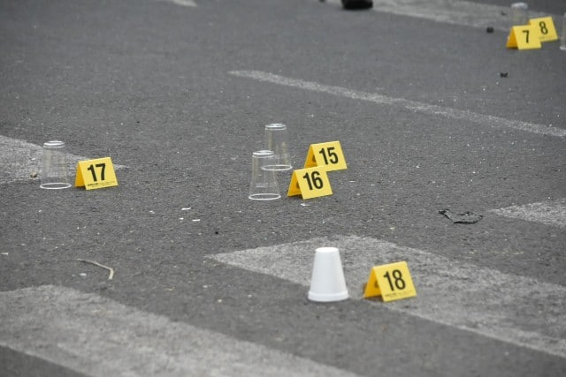 Albañil asesinado balazos