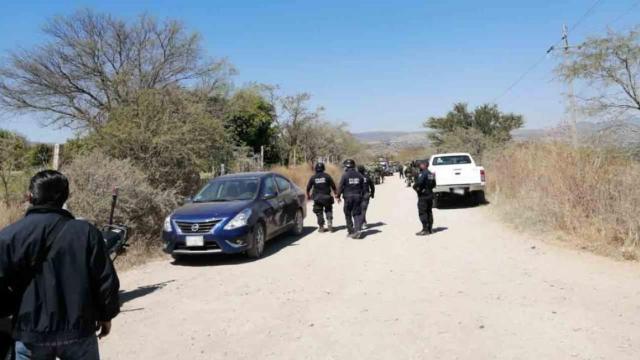 cajero robado Oaxaca