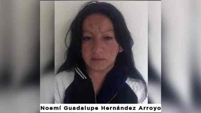 En el Estado de México, Noemí mató a su novio a puñaladas porque quiso terminar su relación extramarital con ella